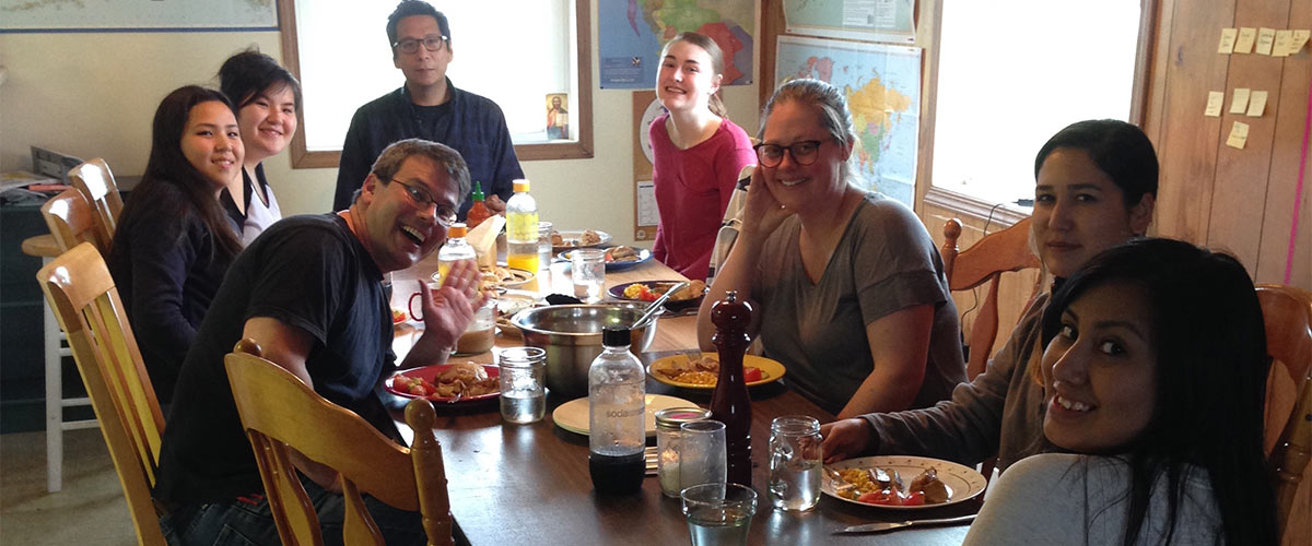 Dinner with the SPI Language Team Featured