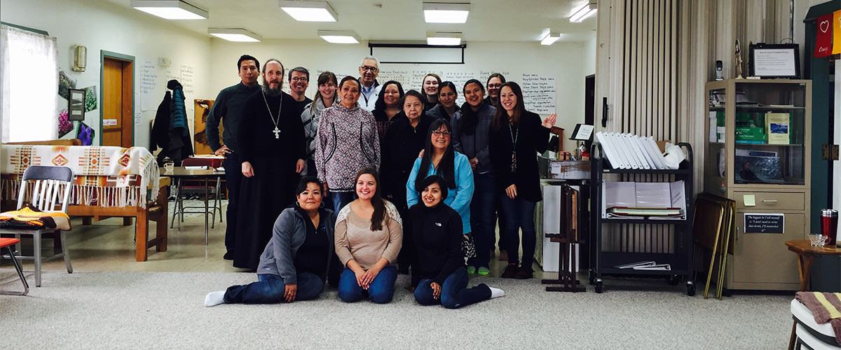 The St. Paul Summer Language Intensive Team Featured