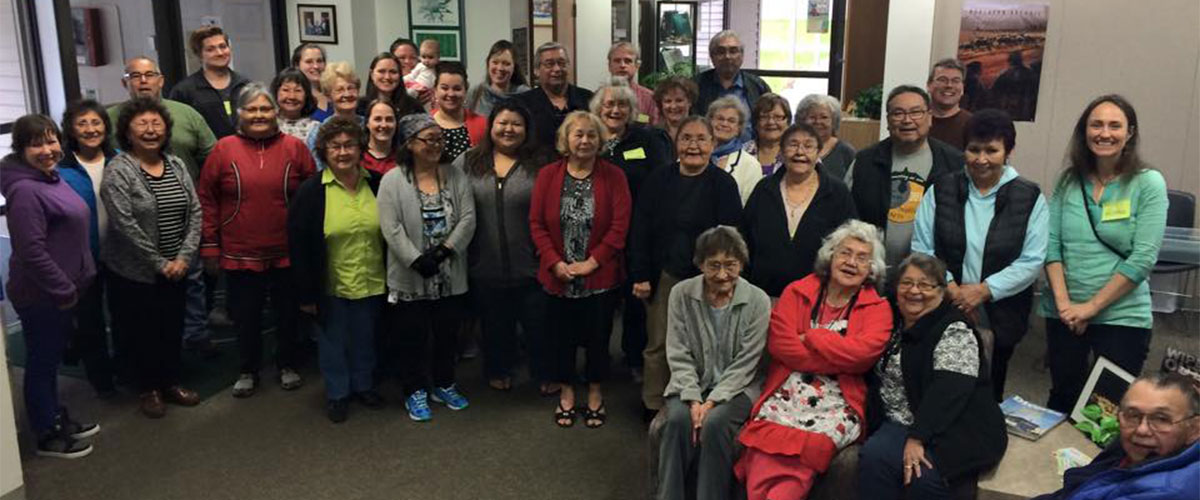 Group Photo Alutiiq Language Summit 2015 Featured
