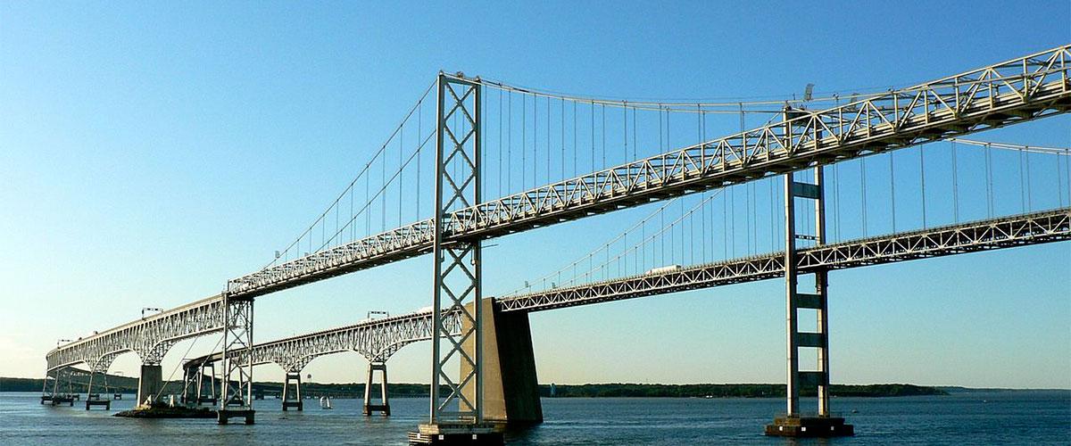 Chesapeake Bay Bridge Featured