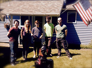 Summer 2015 Immersion House Team